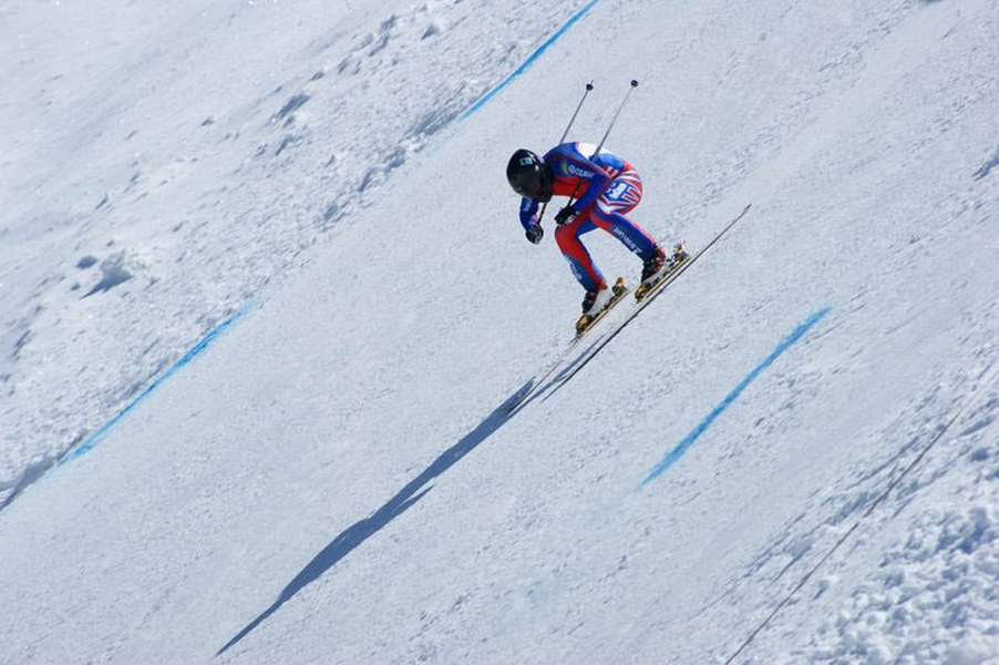 Dirty Dog Gallery Great Britain Speed Ski Team
