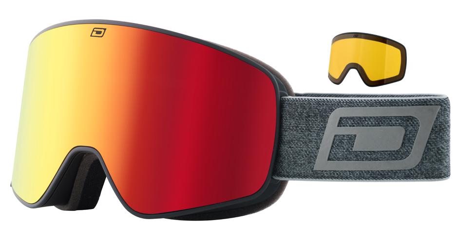 b21886b46af MUTANT 0.5 (magnetic change) - Dirty Dog goggles polarised