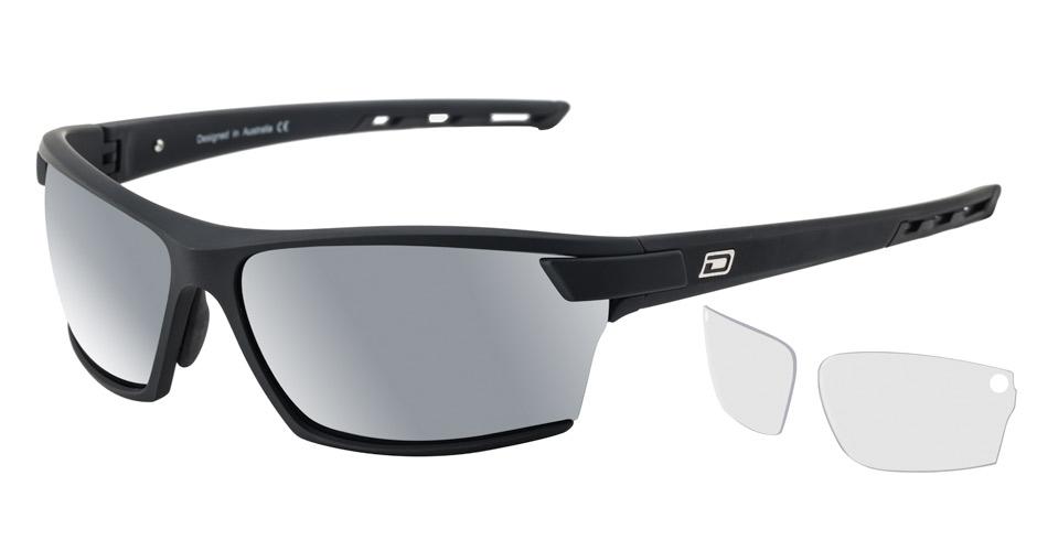 Brown Polarised 52846 Dirty Dog Big Dog Polarized Sunglasses Dark Brown